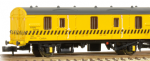 374-643 Graham Farish BR MK 1 CCT BR Re−Railing Yellow with